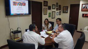 Se reúne presidente de Amav Guerrero con el Secretario de Turismo del Estado de Guerrero.