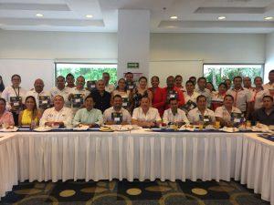 AMAV Guerrero celebra el día del agente de viajes en presencia del Secretario de Turismo del estado de Guerrero.